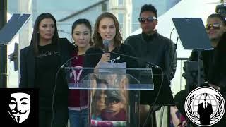 Natalie Portman. Declaraciones sobre ABUSO SEXUAL recibido