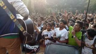 Ashes Ayna Live At Dhaka College
