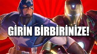 FİLM OYUNU MU?   Marvel vs. Capcom Infinite - Hikaye İlk Bakış