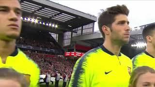Liverpool Vs Barcelona 4-0 All Goal And Highlight