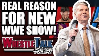 Real Reason Behind WWE's New Mixed Match Challenge Show!   WrestleTalk News Dec. 2017