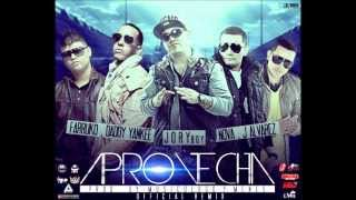 Daddy Yankee ft Nova Jory Farruko J Alvarez Aprovecha Remix