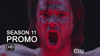 Supernatural Season 11 - 'The Darkness' Promo [HD]