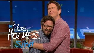 Marc Maron Finds Pete Exhausting