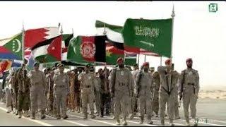 العرض العسكري ...  ختام مناورات درع الخليج المشترك 1