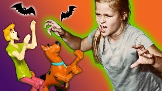 SCOOBY + Assistant Haunted House Ghost Spooky Funny Scares Final