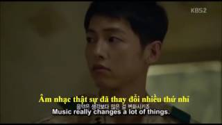 [Vietsub] Descendants of the sun cut ep 9- Kang Mo Yeon confession part 1