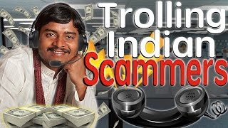 Trolling Indian Scammers And They Get Angry!  - (Microsoft, IRS, and Government Grant)