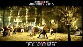 Ennodu Nee Irundhal   Hindi Version   Video Teaser, I, Vikram, Shankar