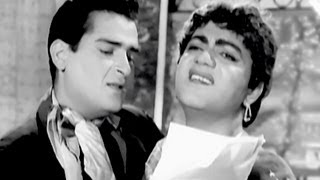 Mehmood, Shammi Kapoor, Best Comedy Scenes, Dil Tera Deewana Hindi Movie - Jukebox 66