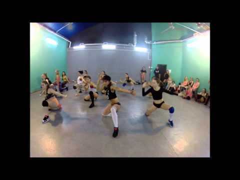 Twerk choreo by DHQ Soboleva Yulia.