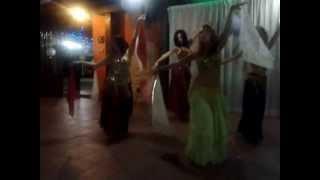 Salua coreografia raqs sharqi