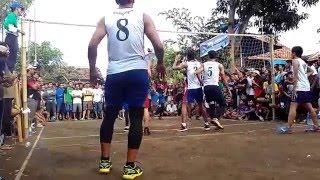 TEGAL TEMBOK KIDUL (Bon Pemain PDAM Cirebon Aples Cs) vs JIYEM TUAN RUMAH (Bon Pemain ASOKA Cirebon)