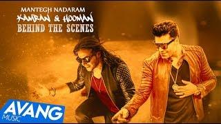 Kamran & Hooman - Mantegh Nadaram BEHIND THE SCENES 4K