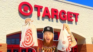 $75 TARGET OUTFIT CHALLENGE!!!! JUST IN TIME FOR SUMMER!!!!