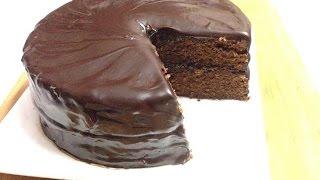 Rich Chocolate Cake / रिच चॉकलेट केक
