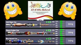 8 Ball Pool - (EID SPECIAL) LABOR DAY NEW CUES 2017