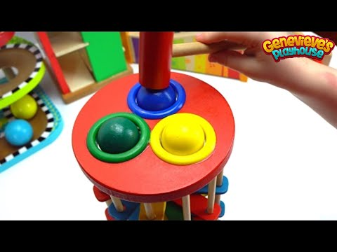 Best Preschool Learning Video for Babies - Teach Baby Colors Counting Educational Half Hour Long Fun