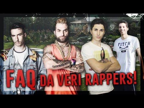 FAQ da veri Rappers! w/Bushwaka & Homy