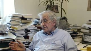 An Hour With Chomsky - A Wish List