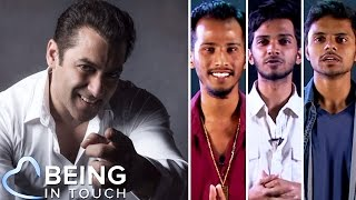 Salman Khan's BEING IN TOUCH App Reviewed By His FANS