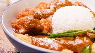 Chicken Katsu Curry Recipe | my virgin kitchen
