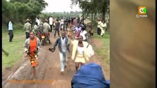 Rabsha Kwenye Mazishi Nakuru
