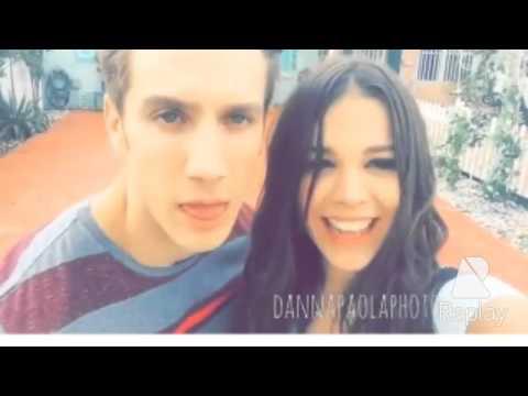 Danna Paola y Eugenio Siller una relación especial.