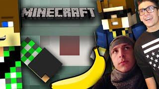 Minecraft Speed Builders - LA SFIDA DELLA MORTE con St3pny Vegas Masarone e Snitecs