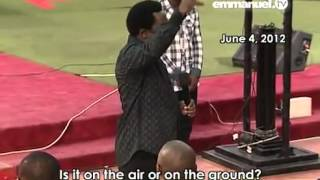 Death of George Saitoti Prophesied by Prophet TB Joshua......compiled by Atambo Immanuel