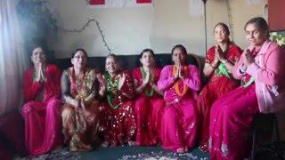 CABTAS- interview with elder Bhutanese women in Ottawa