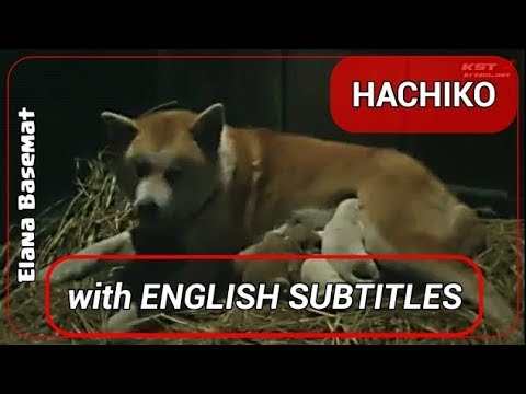 HACHIKO Monogatari 1987 Film {1/11}