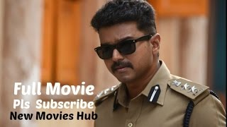 Vijay's Policeodu (Theri) Movie  Telugu HD  2017