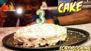 THE BEST CAKE EVER MADE.   Cooking With Kenshin #7 (3 Million Subscriber Special)