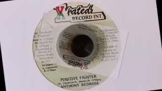 ANTHONY REDROSE - POSITIVE FIGHTER