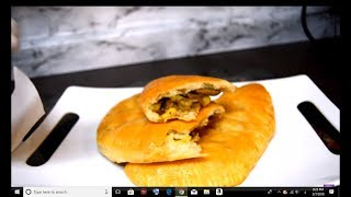 فطائر الحم بلبطاطه سريعه تحضير, اكلات عراقيه ام زين  IRAQI FOOD OM ZEIN