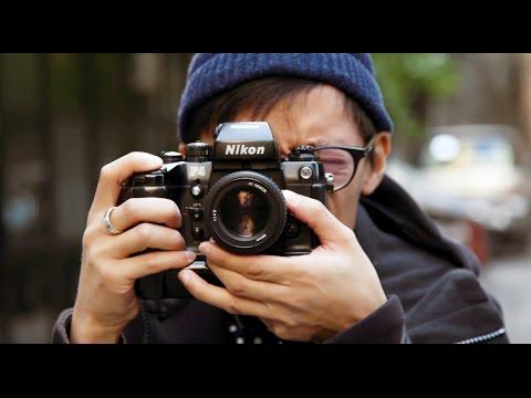 Nikon F4  - The F Word