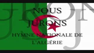 Hymne Algerie + Paroles