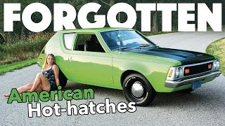9 Forgotten American Hot Hatches You May Not Know About