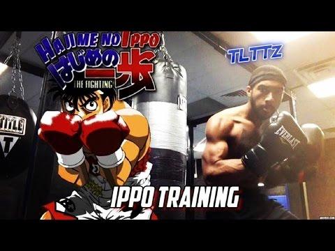 HAJIME NO IPPO TRAINING!!| Tough Like The Toonz: EP 17