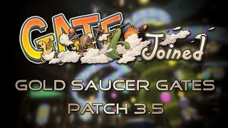 Gold Saucer GATE Guide: Introduction, Strategies and Recommendations
