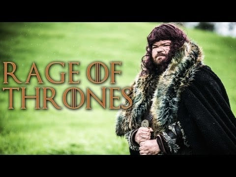 Rage Of Thrones | Music Videos | The Axis Of Awesome