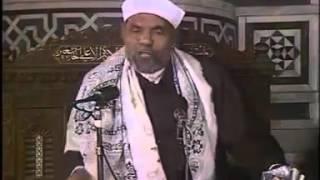 ميثاق الله تعالى الاول مع بني اسرائيل الشعراوي