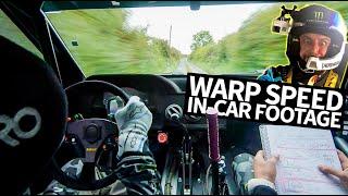 Ken Block's All-GoPro Cossie V2 Raw Onboard Footage: Irish Tarmac Rally Madness, Stage 13: Knockalla