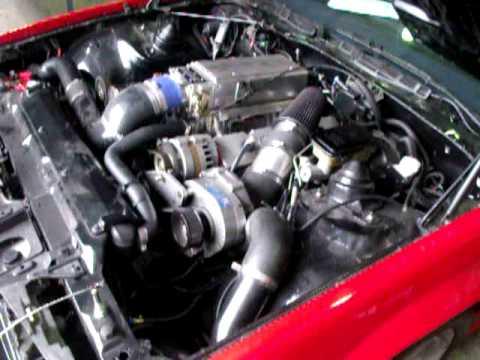 1991 Camaro 1LE 383 P1SC Procharger