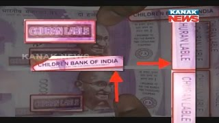 ATM Dispenses Rs.2000 Notes By