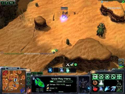 SC2 FFS Event226 Game 4 Part 2/6 (Hero Attack 3X)