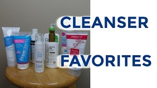 CLEANSERS FAVORITES (OILY, DRY, SENSITIVE, MATURE)| DR DRAY