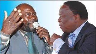 """""""I can be Mnangagwa`s subordinate"""" -Chinos wevanhu"""