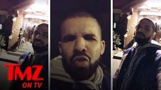 Drake Visits Drake University But Sorority Girls Miss Out | TMZ TV